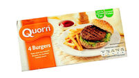 Record sales for vegetarian food company Quorn