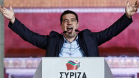 Greek bid for debt forgiveness 'divorced from reality', says Germany
