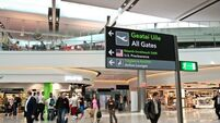 Dublin Airport sees rise in passenger numbers
