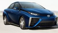Toyota to launch hydrogen car