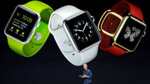 Apple unable to use 'iWatch' name due to Irish trademark