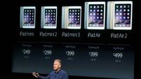Cautious welcome for new Apple devices