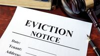Charity: Ban evictions until Covid-19 crisis is dealt with