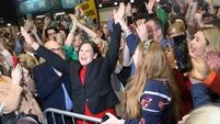 Sinn Féin soar as opinion poll has Mary Lou's party 15 points ahead of FF