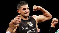 Amir Khan wants September showdown with Mayweather