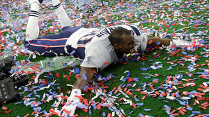 Patriots come from behind to snatch Superbowl from champions