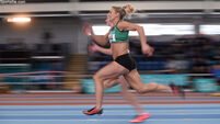 English takes 800m title as Proper wins her 18th national indoor gold