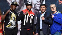 Mayweather: Pacquiao is a coward