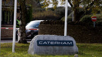 Caterham staff locked out - report