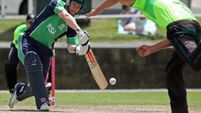 Ireland lose World Cup warm-up by five wickets