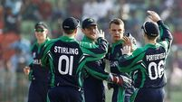 Ireland claim three wicket win