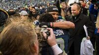 Seahawks book Super Bowl spot