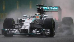 Late spin keeps Hamilton from fastest practice time