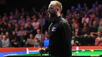 Irishman knocks World snooker champion out of UK championship