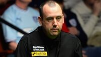 Williams ends 12-year wait for victory against Ronnie O'Sullivan