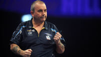 Taylor and Barney to meet in darts semi