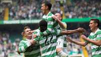 Denayer and Commons give Celtic victory