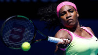 Experience wins out as Williams beats teenager in Open semis
