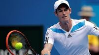 Murray holds final qualifying spot for ATP World Tour Finals