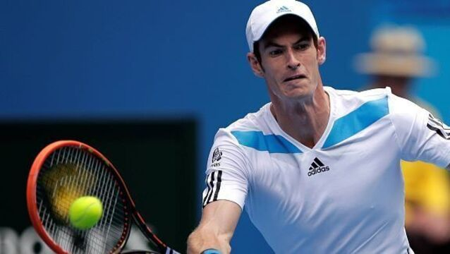 Murray facing challenging draw