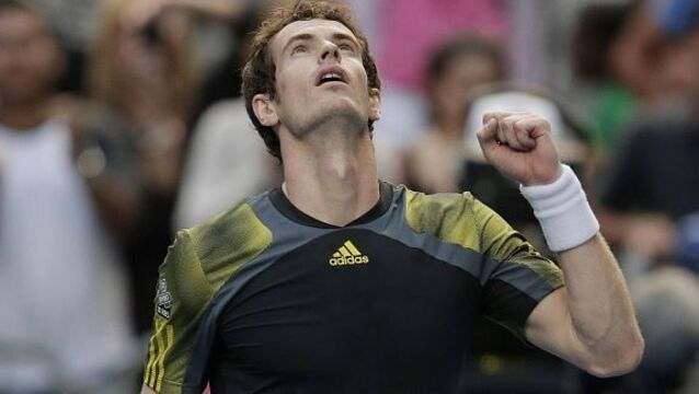Murray wins Valencia Open