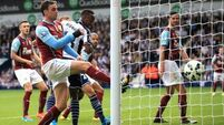 Berahino brace buries Burnley
