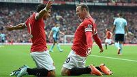 Easy for Chelsea as Rooney sees red and City struggle past Hull