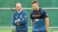 O'Neill to assess fitness of Gibson and McClean in Oman game
