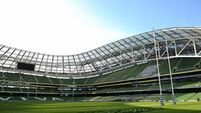 Dublin announced as a Euro 2020 host city