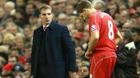 Rodgers unaware of Gerrard anniversary