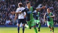 Winning streak continues for Newcastle at West Brom