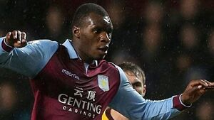 Benteke on the bench for Villa; Demichelis replaced by Mangala