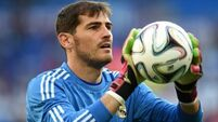 Casillas considered leaving Real