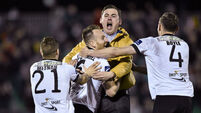 Dundalk win the League of Ireland