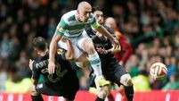 Celtic struggle to home win