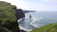 Coronavirus: Cliffs of Moher among the tourist attractions to close down