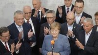 Merkel's successors: A challenger, a long shot and a continuity candidate jostle for power