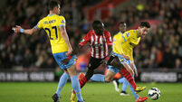 Southampton close in on Champions League place
