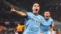 Nasri hails miracle win keeping City hopes alive