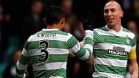 Easy victory puts Celtic six points clear at the top