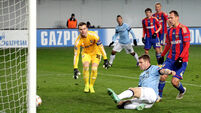 City fail to get result needed against CSKA