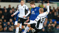 Young Everton side fall to Russians
