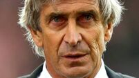 Pellegrini: No concern over future