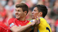 Gerrard's final Anfield game not a fairytale ending