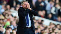 Sherwood sinks old side as Stoke frustrate Allardyce's Hammers