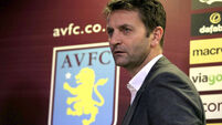 Coach leaves Villa following Sherwood appointment