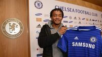 Blues seal Cuadrado swoop