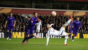 Spurs cough up away goal in first leg
