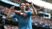 Nasri: Chelsea are nothing special, and I'm not impressed