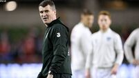 Roy Keane returns to club management in Cobh - for one night anyway